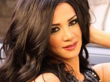 ديانا حداد تطرح معايدتها للجمهور حبيبي مصري