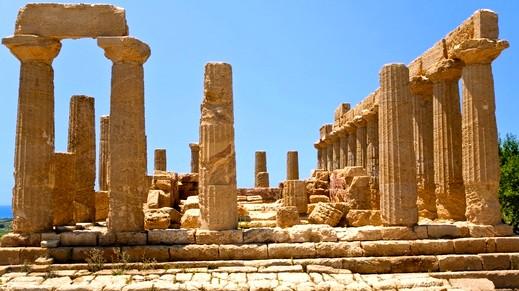 معبد هيرا في اليونان للالهة الزواج والحب:تعرفوا عليه