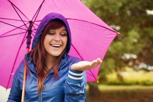 حالة الطقس: توقعات بهطول أمطار محلية متفرقة