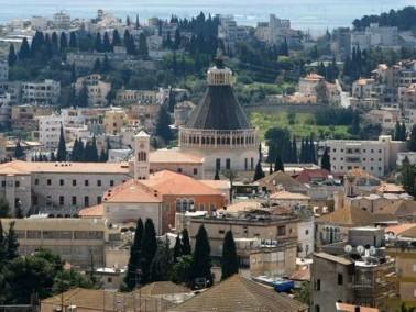 إفتتاح معرض ذاكرة الناصرة في مركز محمود درويش