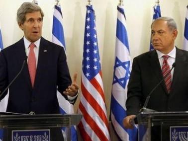 مصادر عبرية:كيري يعمل على بلورة مبادرة سياسية
