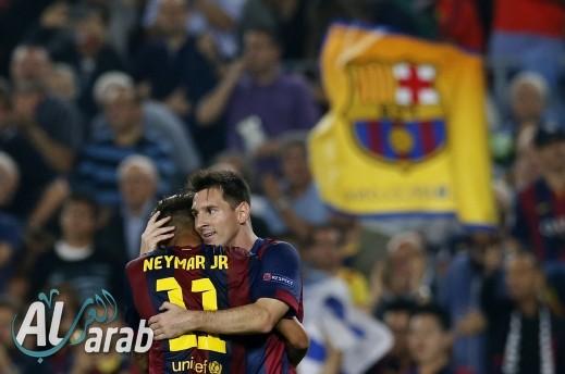 برشلونة يحقق فوزًا مهمًّا على أياكس أمستردام