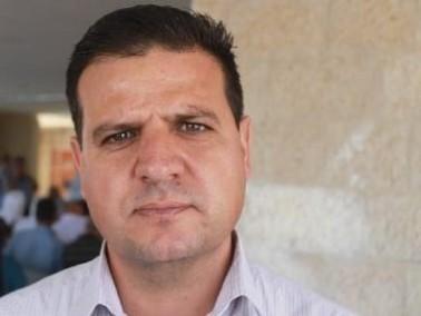 أيمن عودة:لا يوجد مرشحون من الجبهة لرئاسة المتابعة