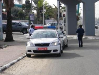 الفريديس: القاء عبوة ناسفة باتجاه أفراد شرطة