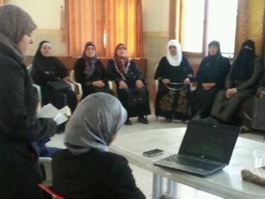 جمعية سند تنظم محاضرة أوصلوا الجسور في شفاعمرو