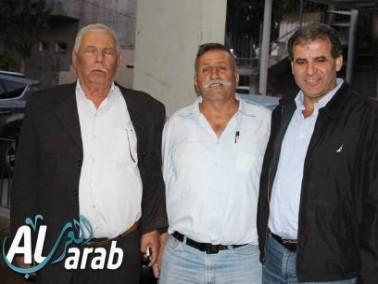 مصالحة بين آل بدارنة وآل سواعد في وادي سلامة