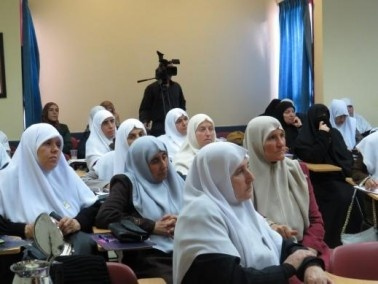 مؤسسة الاقصى: اقامة مؤتمر مسلمات من اجل الأقصى الخامس