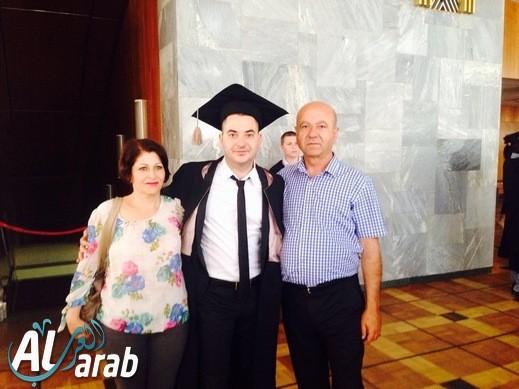 إنضمام محمد بدارنة الى كوكبة الناجحين في امتحان الطب