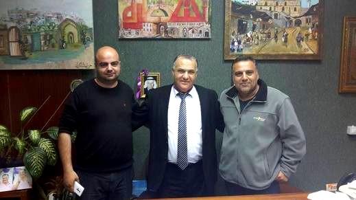 عوني بنّا يقدم استقالته من عضوية بلدية الناصرة