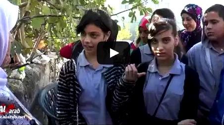 arabTV يرافق مدرسة بن الخطاب عين ماهل