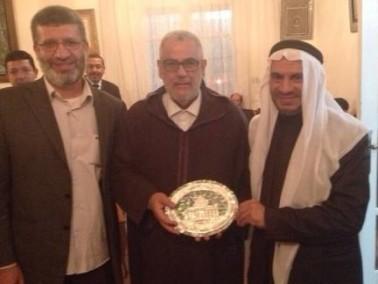 وفد الحركة الاسلامية في زيارة عمل للمغرب العربي