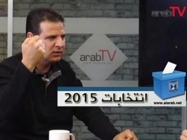 مصدر: عودة سيتنافس على رئاسة قائمة الجبهة