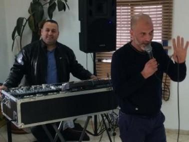 الناصرة:مركز التأهيل المهني ماعس يحتفل بالاعياد