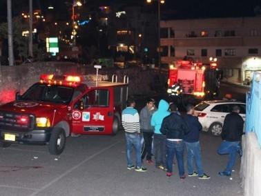الناصرة: اندلاع حريق في بناية كلاليت في حي الصفافرة واضرار طفيفة