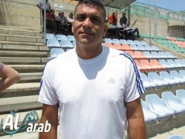 محمود ابراهيم يترك تدريب شباب طمرة