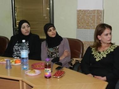 كلية سخنين تحتفل بتخريج طلاب برنامج شمعة