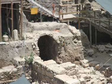 مؤسسة الاقصى: عام من الحفريات والتهويد أسفل الاقصى