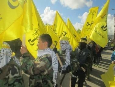 الآلاف يشاركون بمهرجان انطلاقة الثورة الفلسطينية