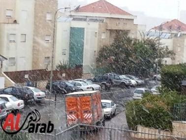 مواطنون من الناصرة يطالبون البلدية بتعطيل الدراسة غدا