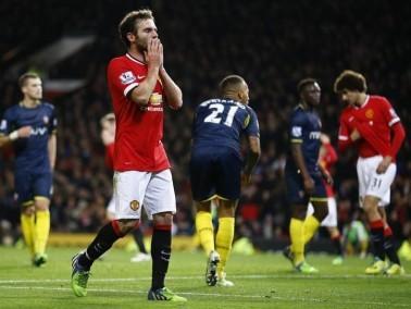 مانشستر يونايتد يسقط امام ساوثهامبتون