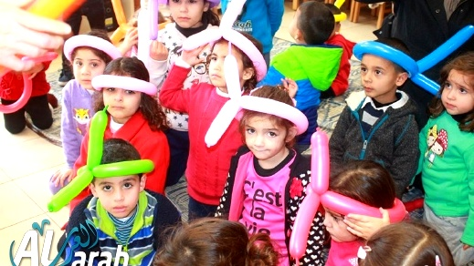 سخنين: مركز براعم يختتم فعاليات مخيم الشتاء