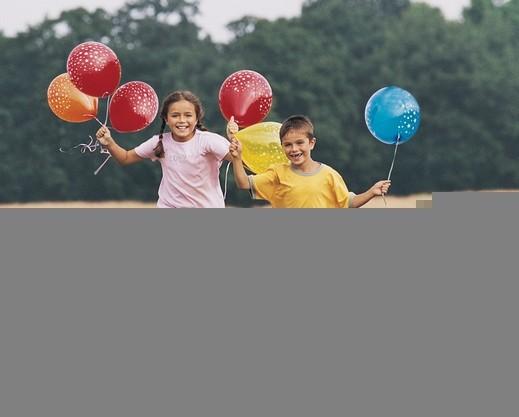 البالونات تسبب خطر الموت للأطفال