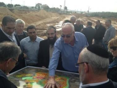 أوري أرئيل: لن نسلم أم الفحم لفلسطين