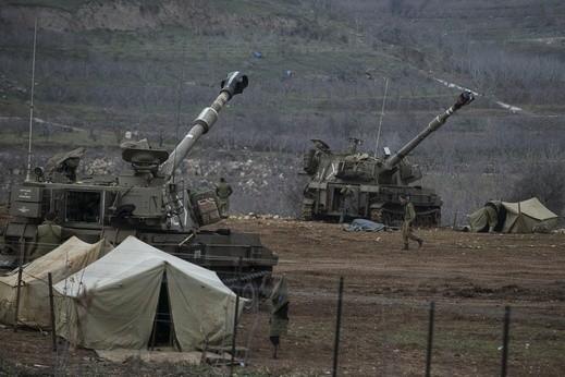 الطيران الاسرائيلي يستهدف عدة مواقع في القنيطرة