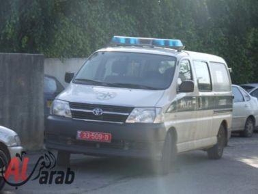 الشرطة: عربي يتوجه لمركز شرطة بنيامين