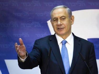نتنياهو يعزي أهالي ضحايا النقب
