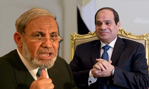 الزهار: النظام الانقلابي في مصر فاشل
