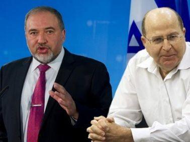 ليبرمان: يعلون فشل في غزة ولبنان