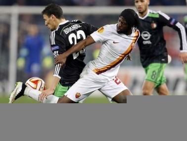 روما الإيطالي يسقط في فخ التعادل امام فينورد