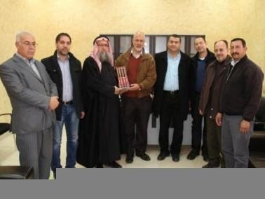 مؤسسة الأقصى تتواصل مع الجامعات الفلسطينية