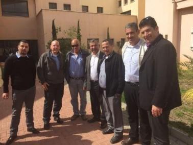 عقد اجتماع بين مجلس بستان المرج وحاكم الشمال
