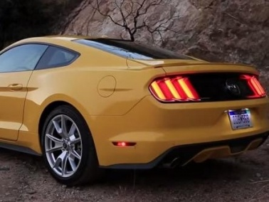 شركة فورد تقدم سيارتها الرياضية