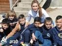 يوم رجل الإطفائية في مدرسة لايف الرامة