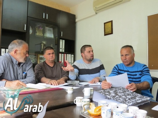 عباس تيتي رئيس مجلس البعنة: سنقيم مقبرة