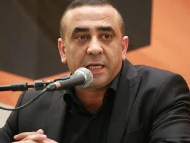 وفد من التجمع الوطني الديمقراطي في زيارة للأسير باسل