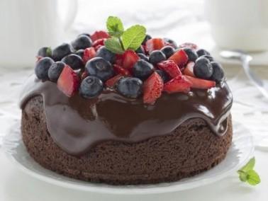 اليكم طريقة عمل كعكة الشوكولاطة الساخنة