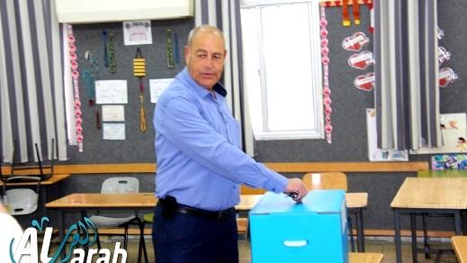 إقبال ملحوظ على صناديق الإقتراع في ديرحنا