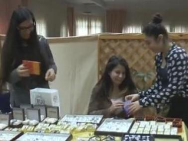 arabTV يزور معرض ست الحبايب في مدينة الناصرة