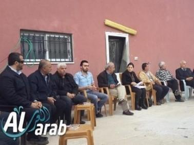 وادي عارة:إجتماع للشعبية والمجلس بخصوص المنصورة