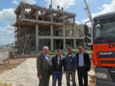 كفرمندا: المجلس يقوم بأعمال ومشاريع جديدة