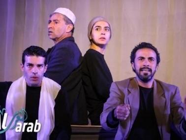 """عرابة: محمود درويش يستضيف مسرحية """"رجال في الشمس"""""""