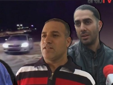 arabTV: ظاهرة التفحيط في شارع الرينة ومخاطرها