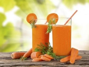 عصير الجزر والخوخ والبرتقال من مطبخ العرب