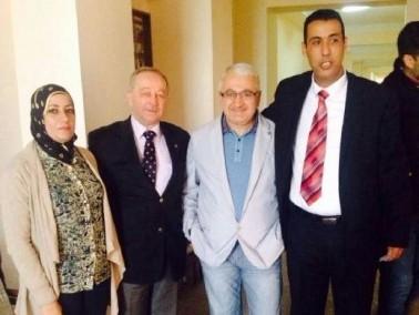 جامعة هاي بوساد الارمينية تستقبل المستشار حسام المصري