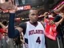 تألّق ميلساب يقود أتلانتا هوكس للفوز على بروكلين في كرة السلّة