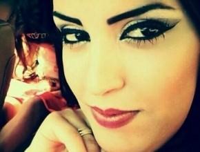 ليدي- الفنانة النصراوية منى حمد تغني الفرقة والتعب!